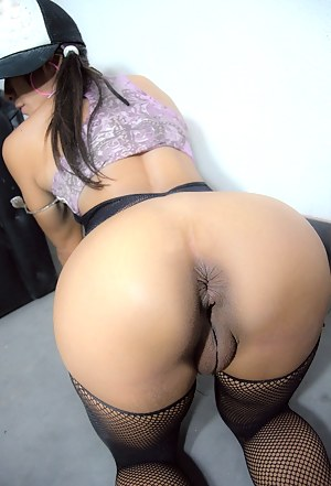 Big Ass Pigtails Porn Pictures
